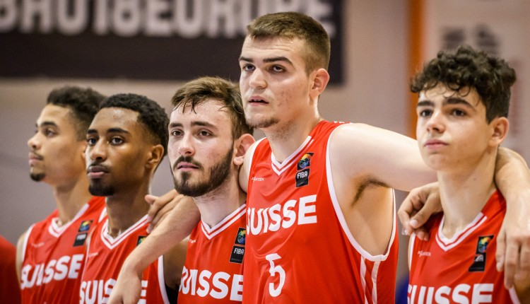 Swiss Basketball rekrutiert !