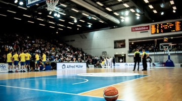 Abbruch der Swiss Basketball League, der Swiss Basketball League Women und Annullierung des Patrick Baumann Swiss Cups.