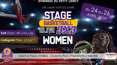 Stage Basketball Elite 3x3 Women